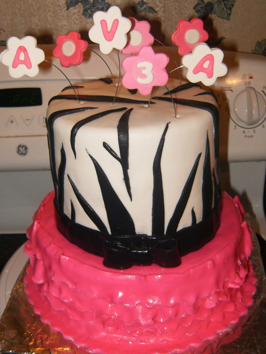 Pinkzebra on Cake Central