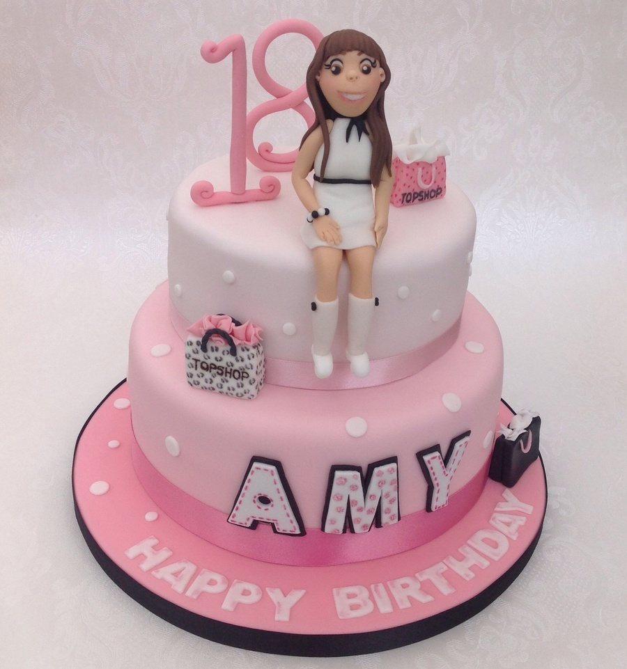 Top shop 18th birthday cake for 18th birthday cake decoration