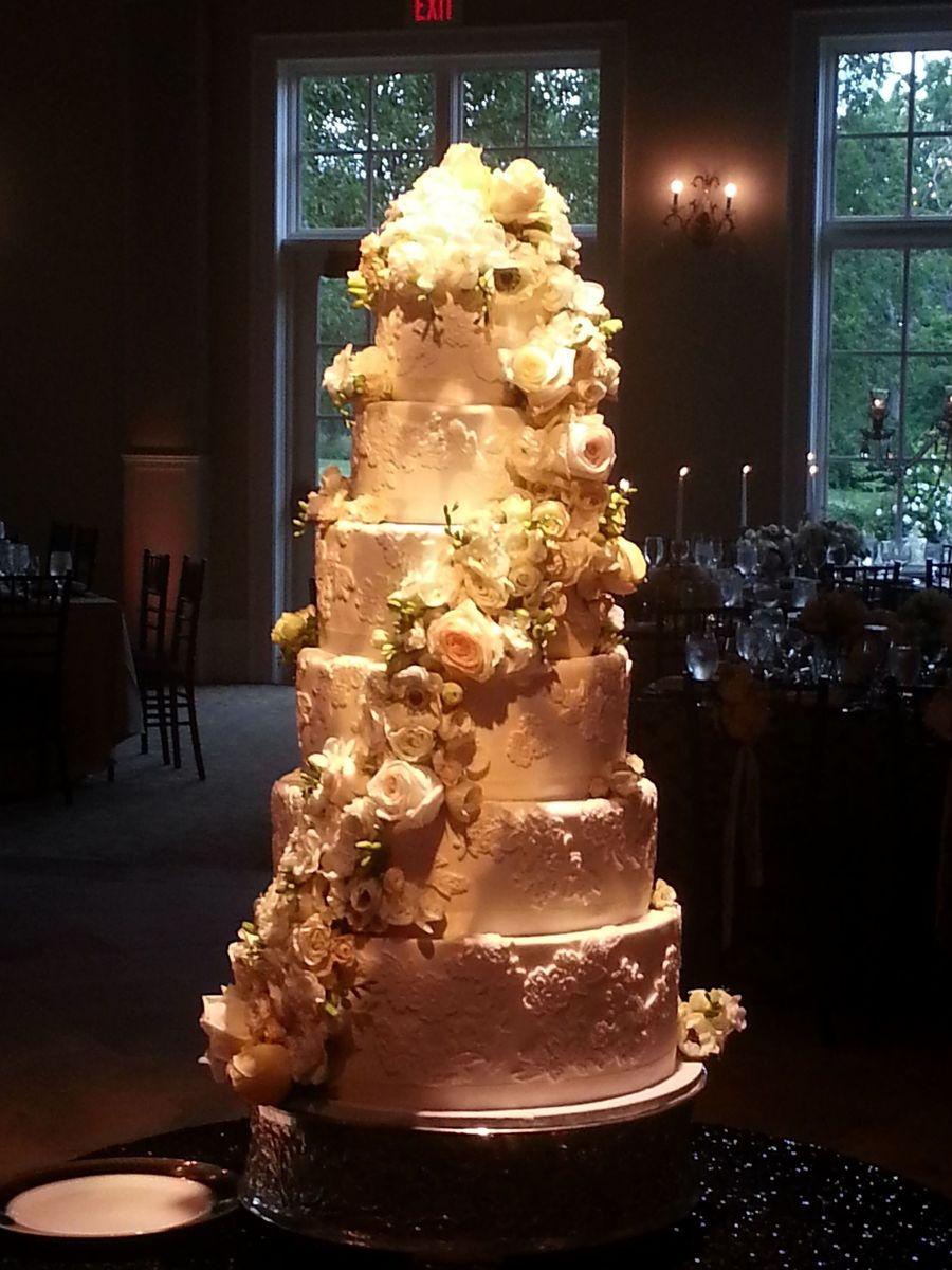Fondant Molds For Wedding Cakes