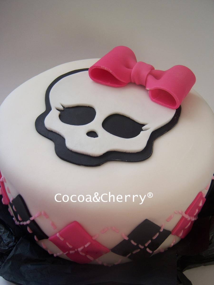 Monster High Cake Cakecentral Com