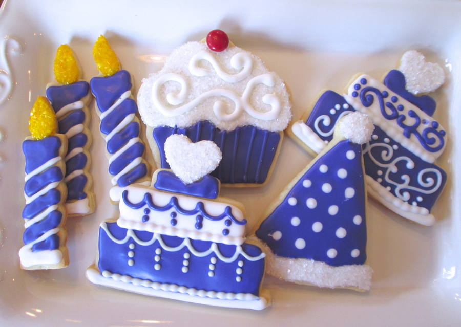 Outstanding Birthday Cookies Cakecentral Com Funny Birthday Cards Online Hendilapandamsfinfo