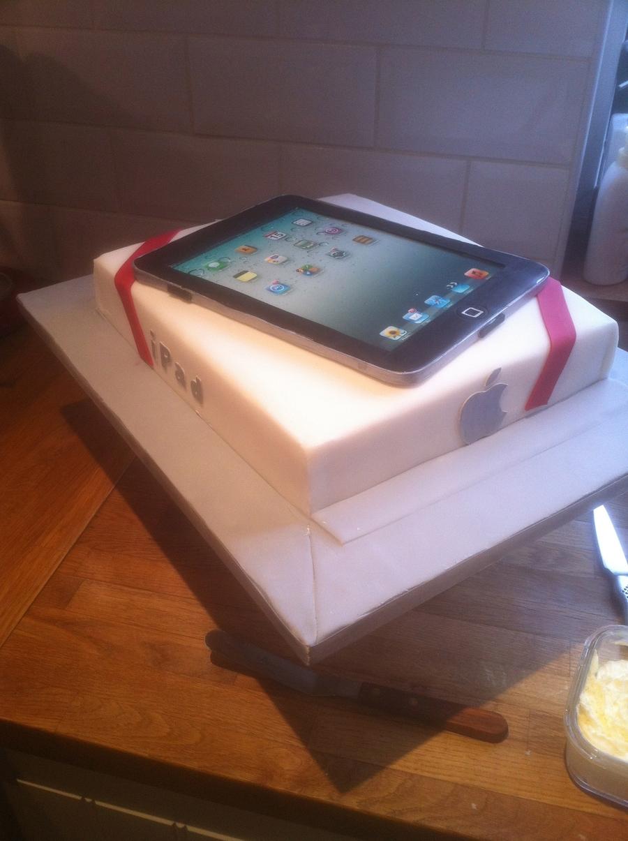Iphone Cake Recipe