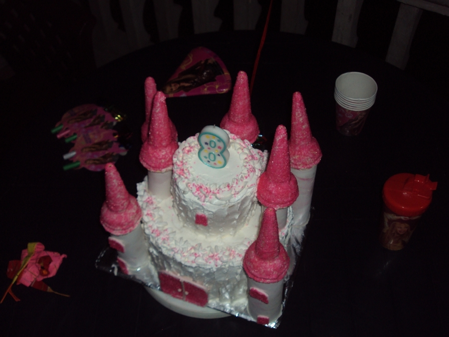 Ice Cream Castle on Cake Central