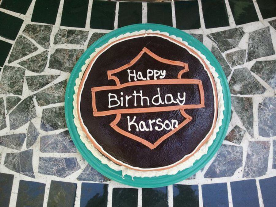 Harley Davidson Cake on Cake Central