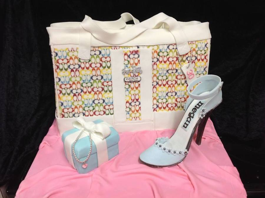Th Birthday Cakes Shoes