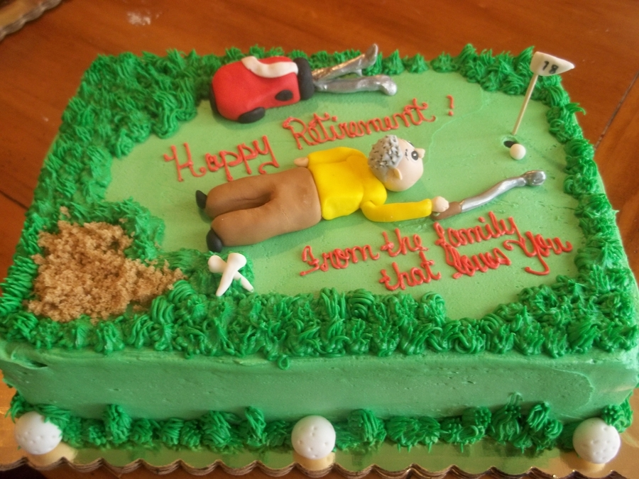 Gon Golfing on Cake Central