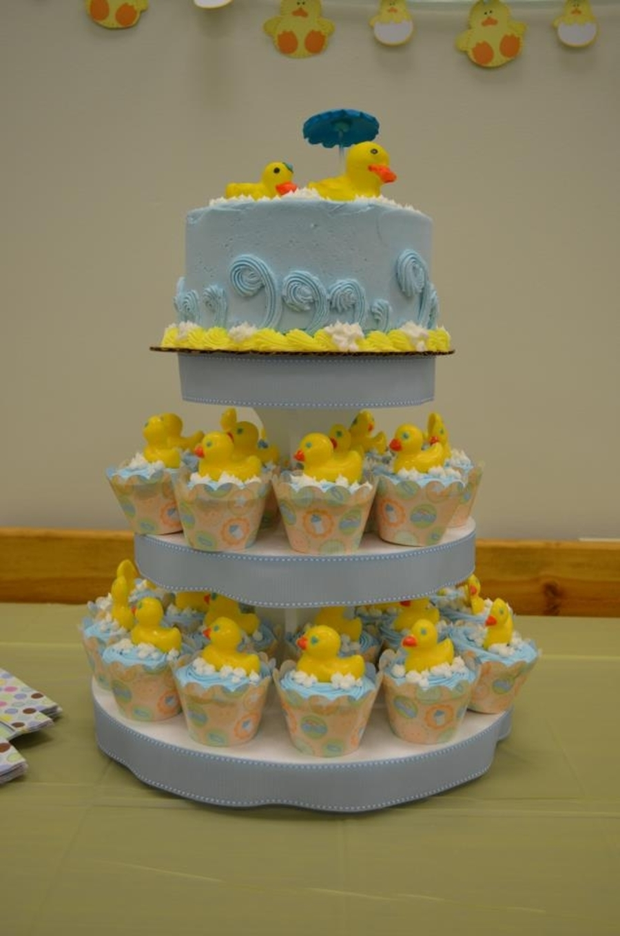 Rubber Duckies on Cake Central