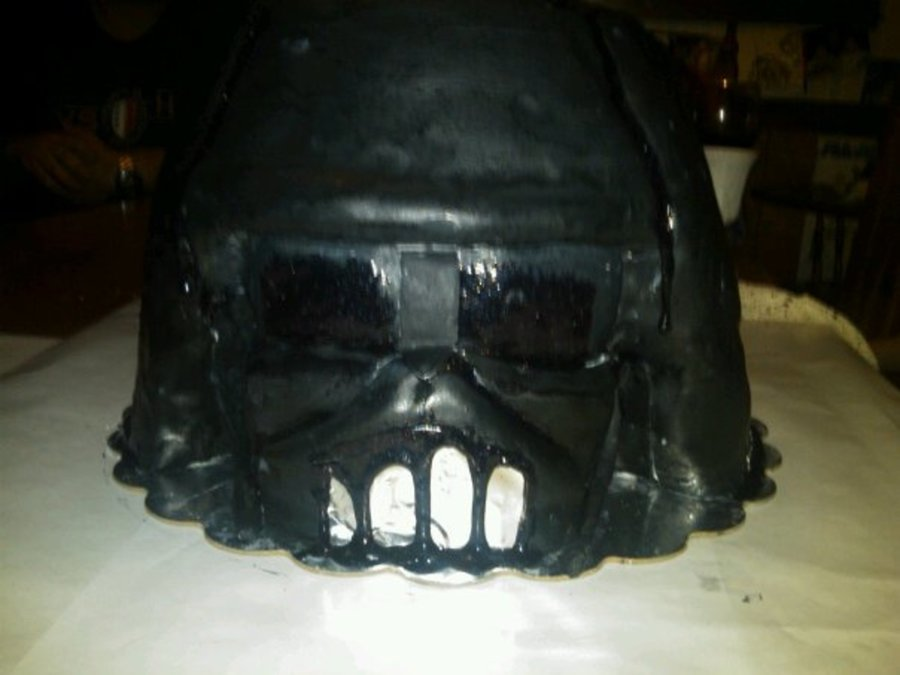 Darth Vader on Cake Central