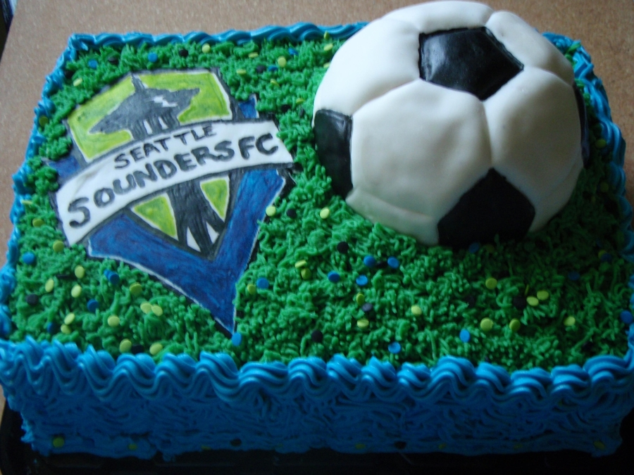 Go Sounders Cakecentral