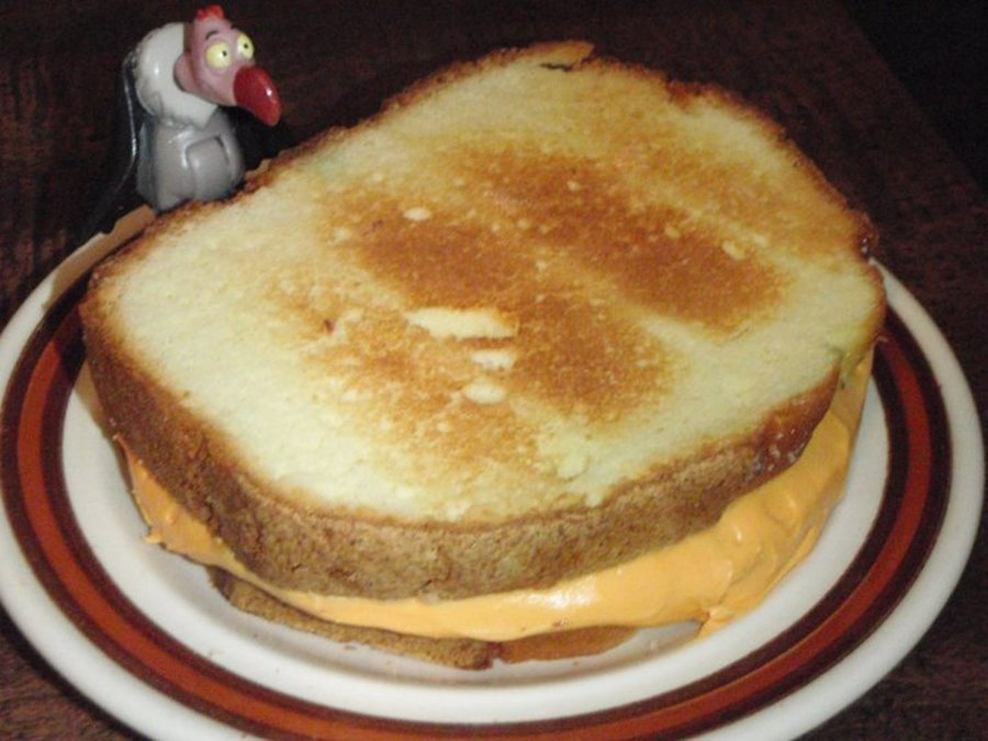 Toasted Cheese on Cake Central