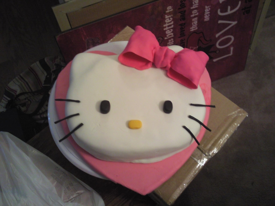 Hello Cutie! on Cake Central