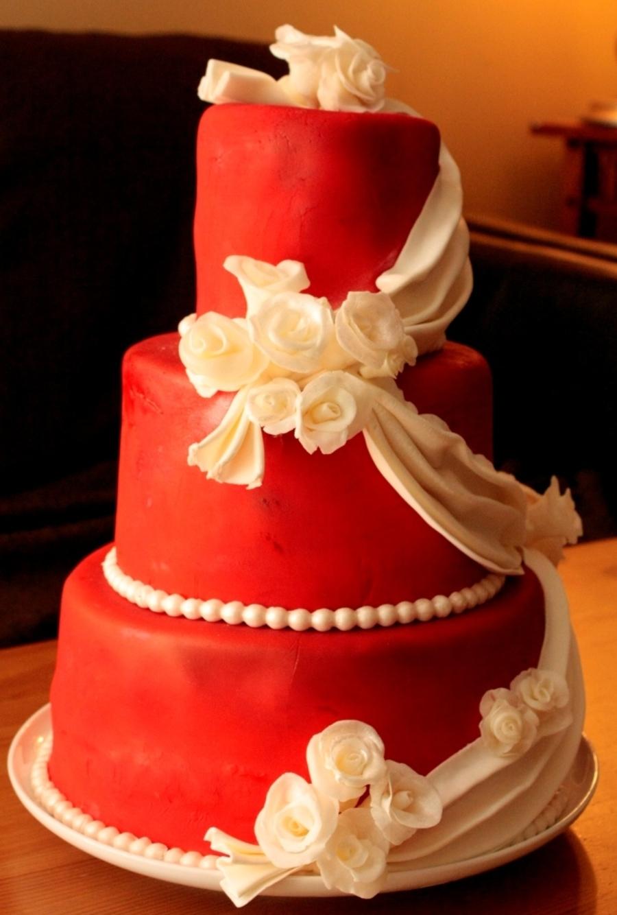 Jeanne Birthday Cake