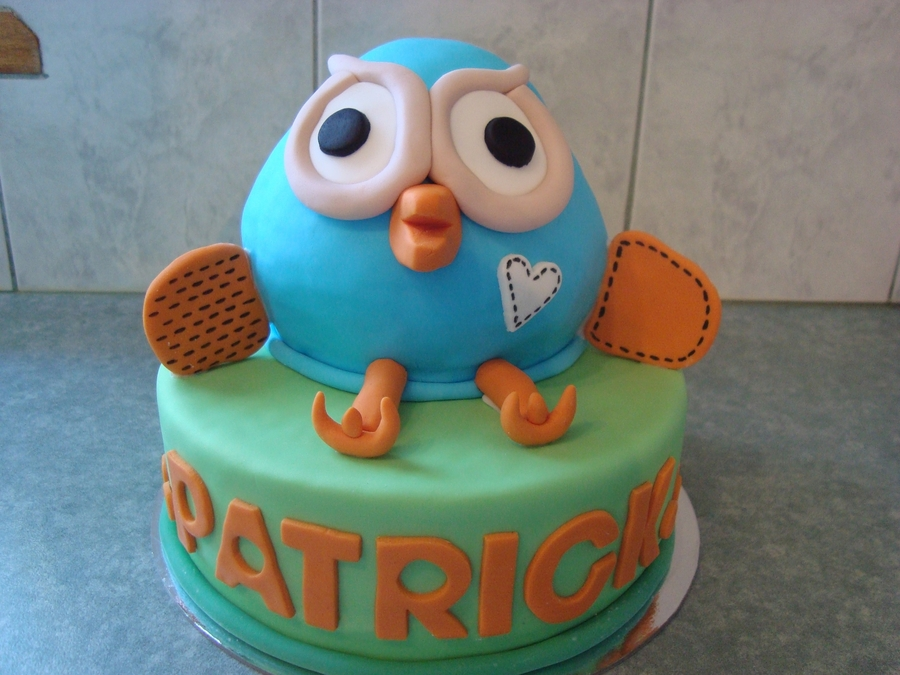 Giggle And Hoot The Owl (Abc) on Cake Central