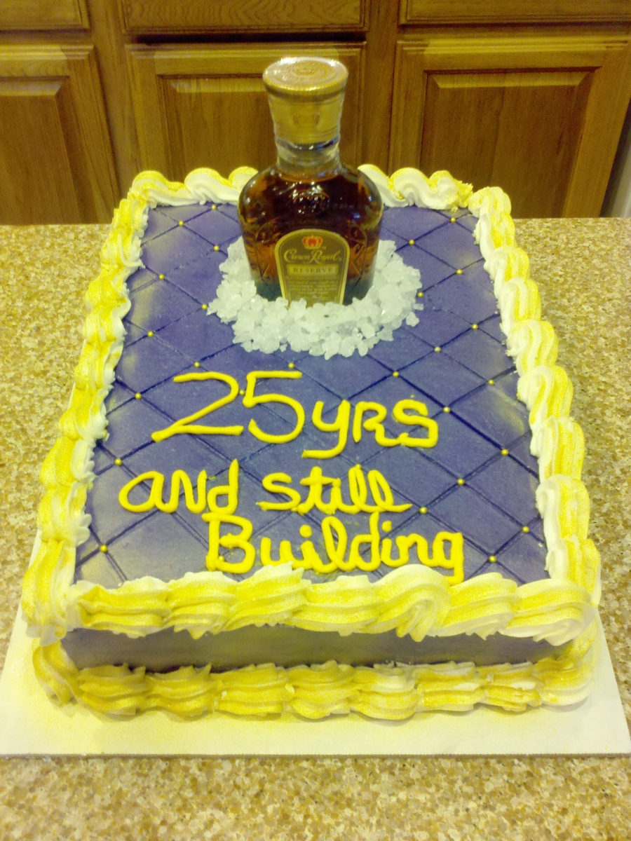 Pictures Of Crown Royal Cakes