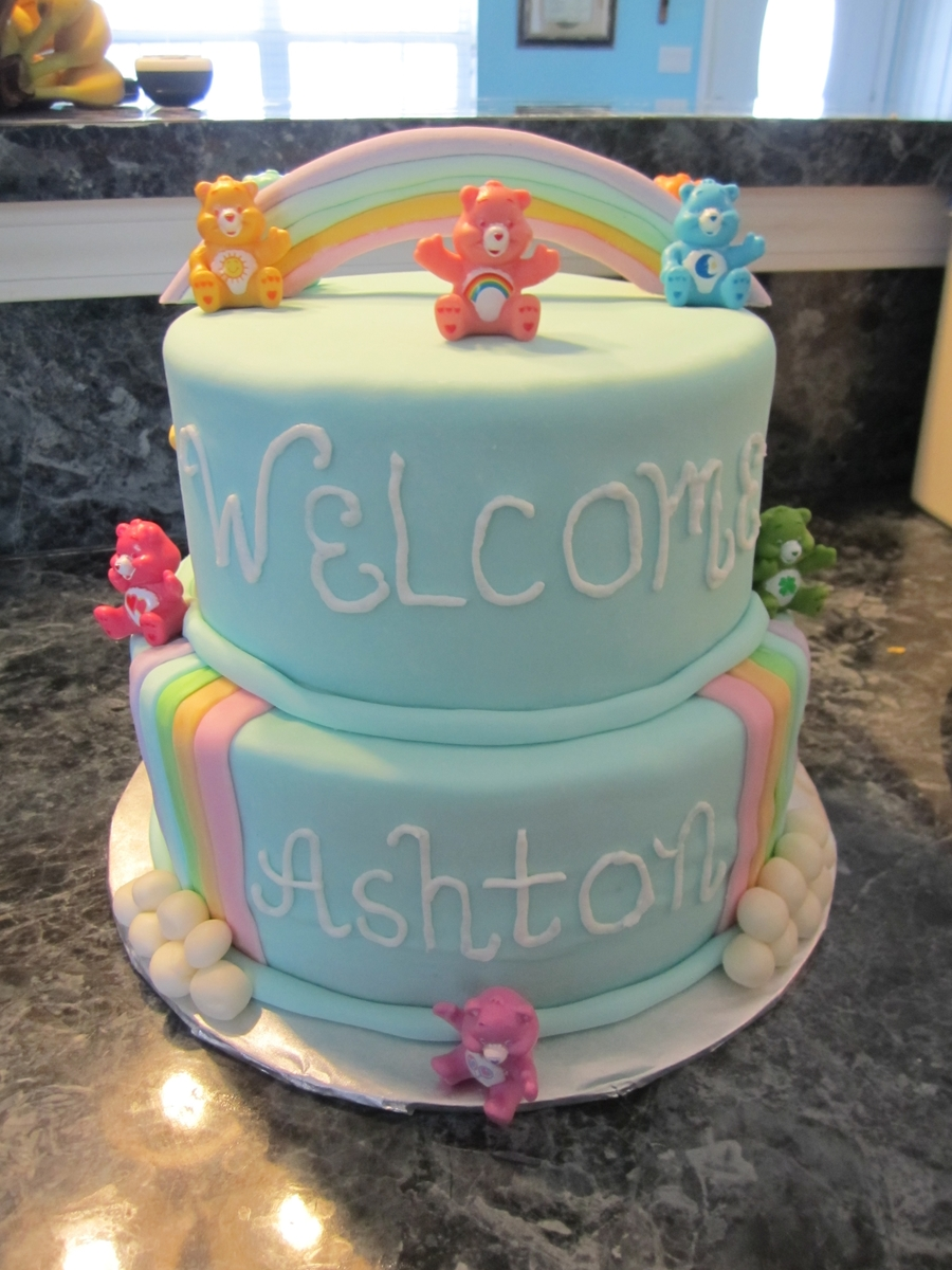Care Bears on Cake Central