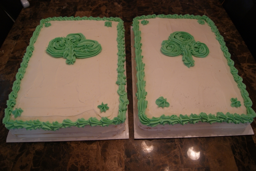 Saint Patrick's Day Cakes on Cake Central