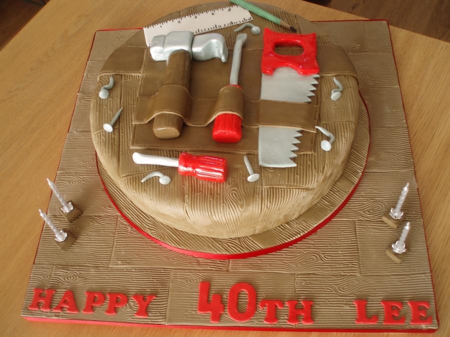 Joiner Birthday Cake