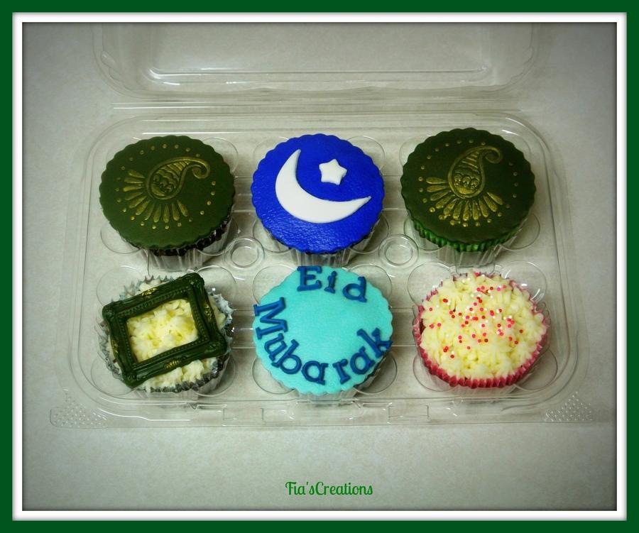Cool Shop Eid Al-Fitr Decorations - 900_850035DJaM_eid-ul-fitr-cupcakes  Picture_43821 .jpg