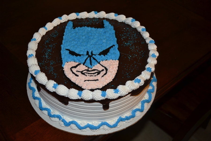 Batman on Cake Central