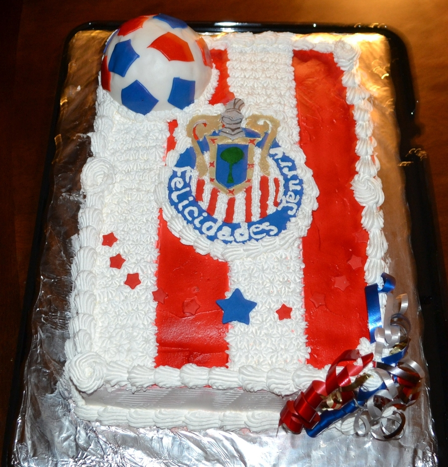 La Chivas on Cake Central
