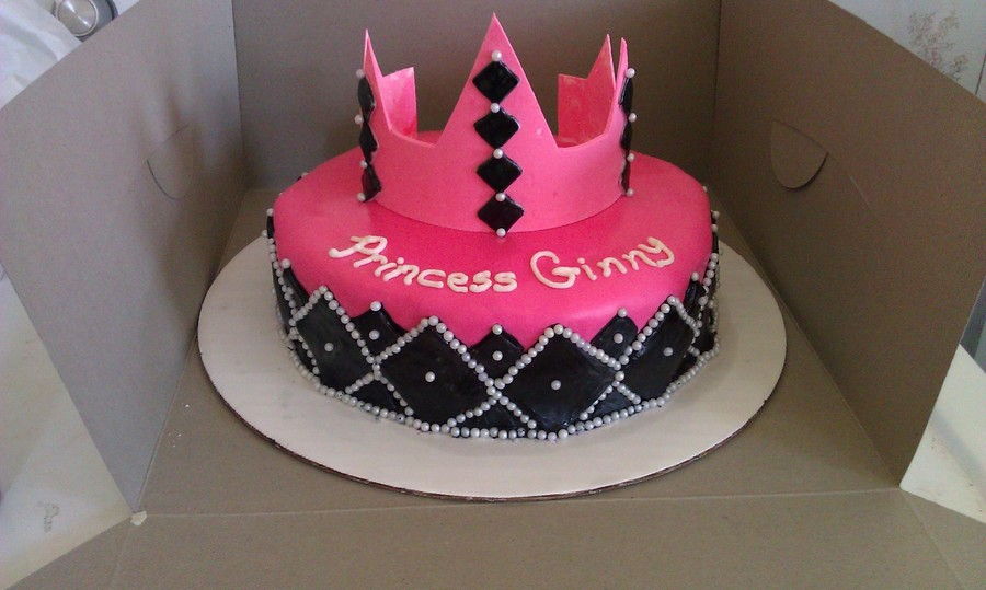 Crown Cake on Cake Central