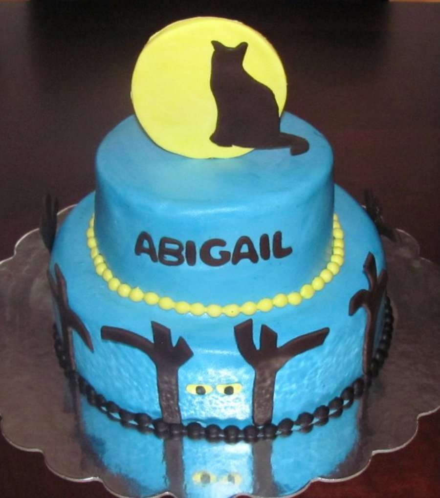 Cat Warriors Birthday Cake Cakecentral