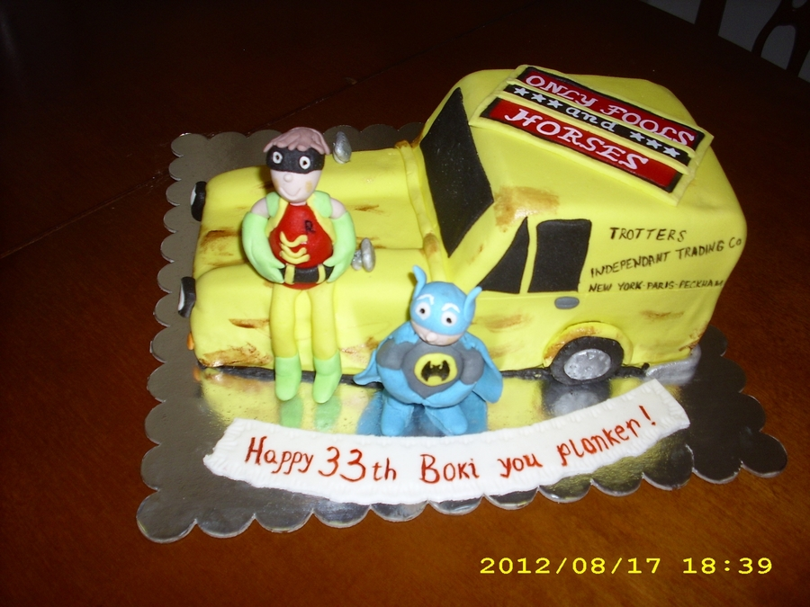 Only Fools And Horses on Cake Central