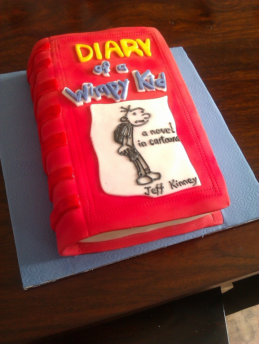 Favourite Book on Cake Central