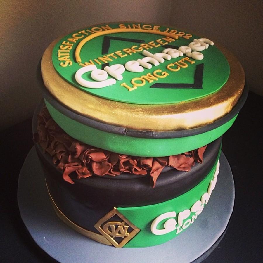 Copenhagen Tobacco Cake