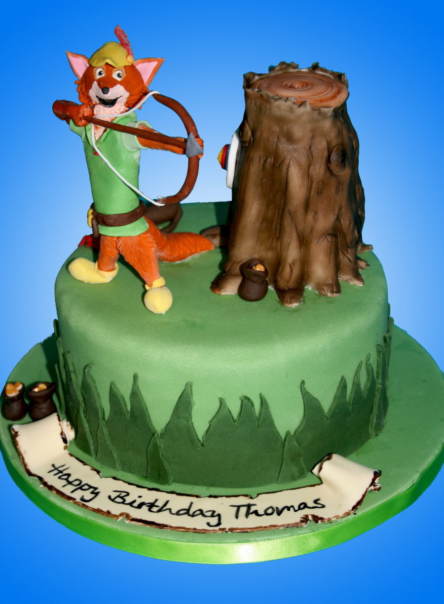 Robin Hood Cake Recipes