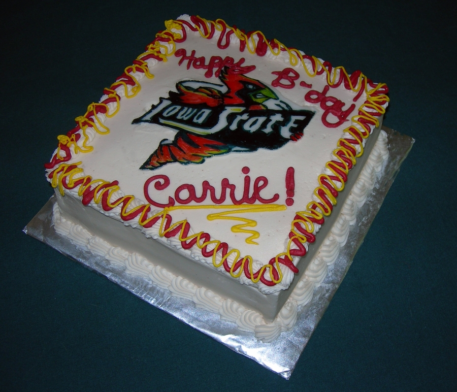 Cyclone Birthday Cake on Cake Central