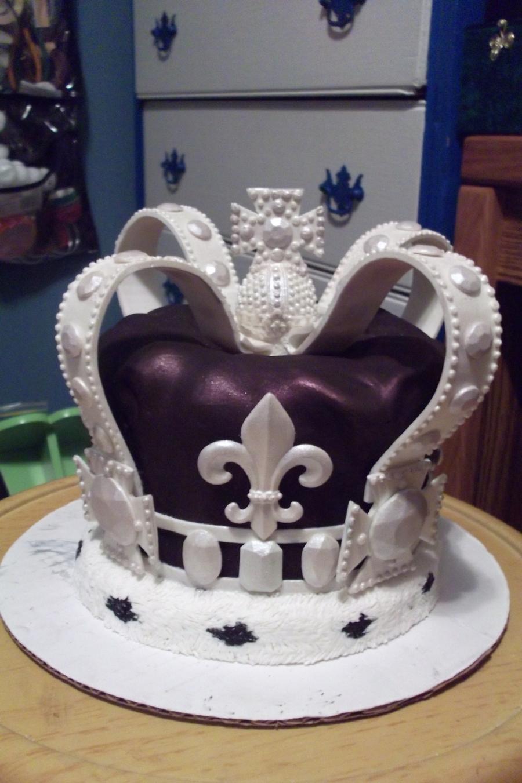 Queen Elizabeth Crown Cakecentral Com