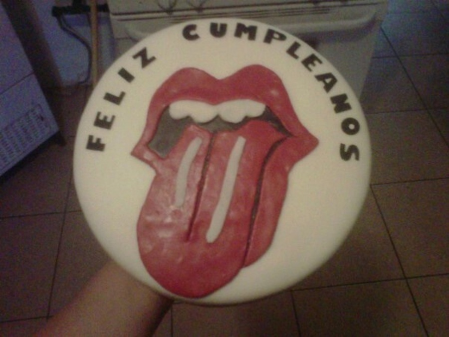Rolling Stones on Cake Central