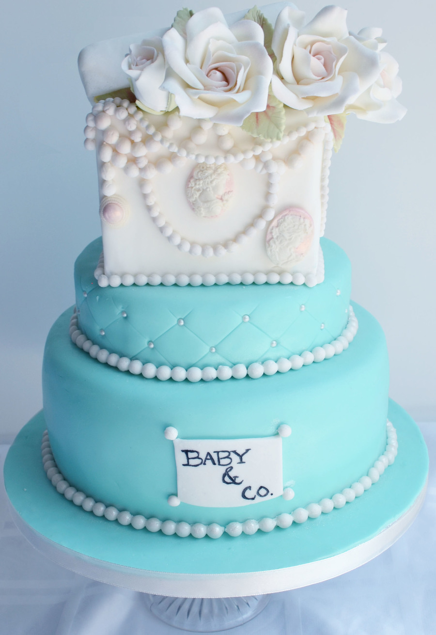 Wilton Cake Decorating Ideas Baby Shower