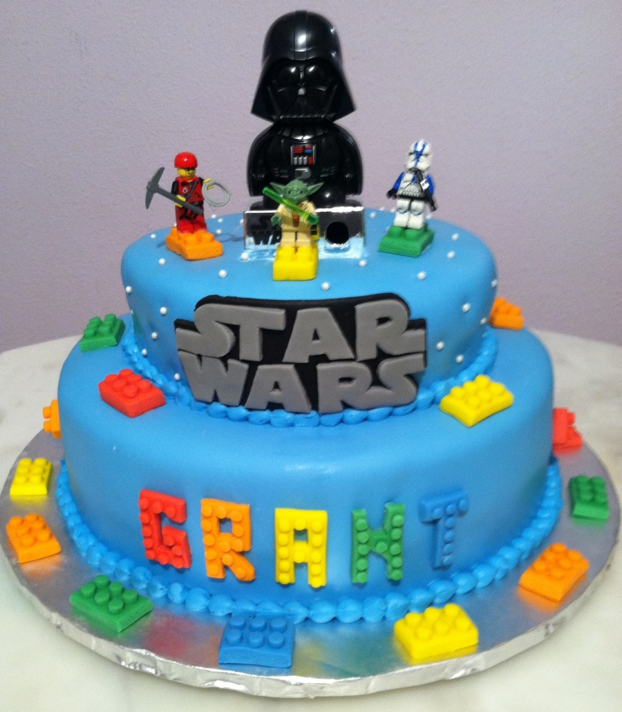 Angry Birds Star Wars Cake Decorations