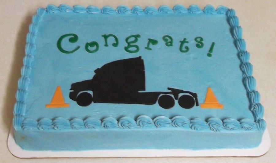 Congratulations Cake Recipe