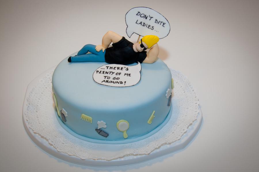 Birthday Cake Johnny