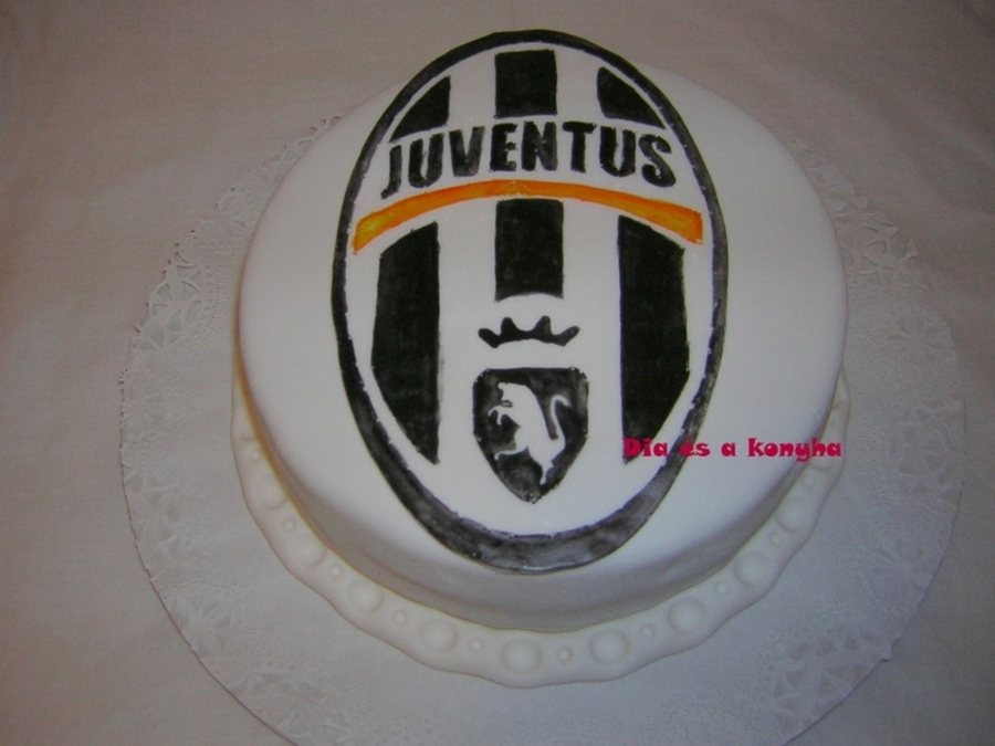 Juventus Logo Cake on Cake Central