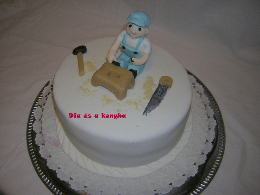 Handyman Cake on Cake Central
