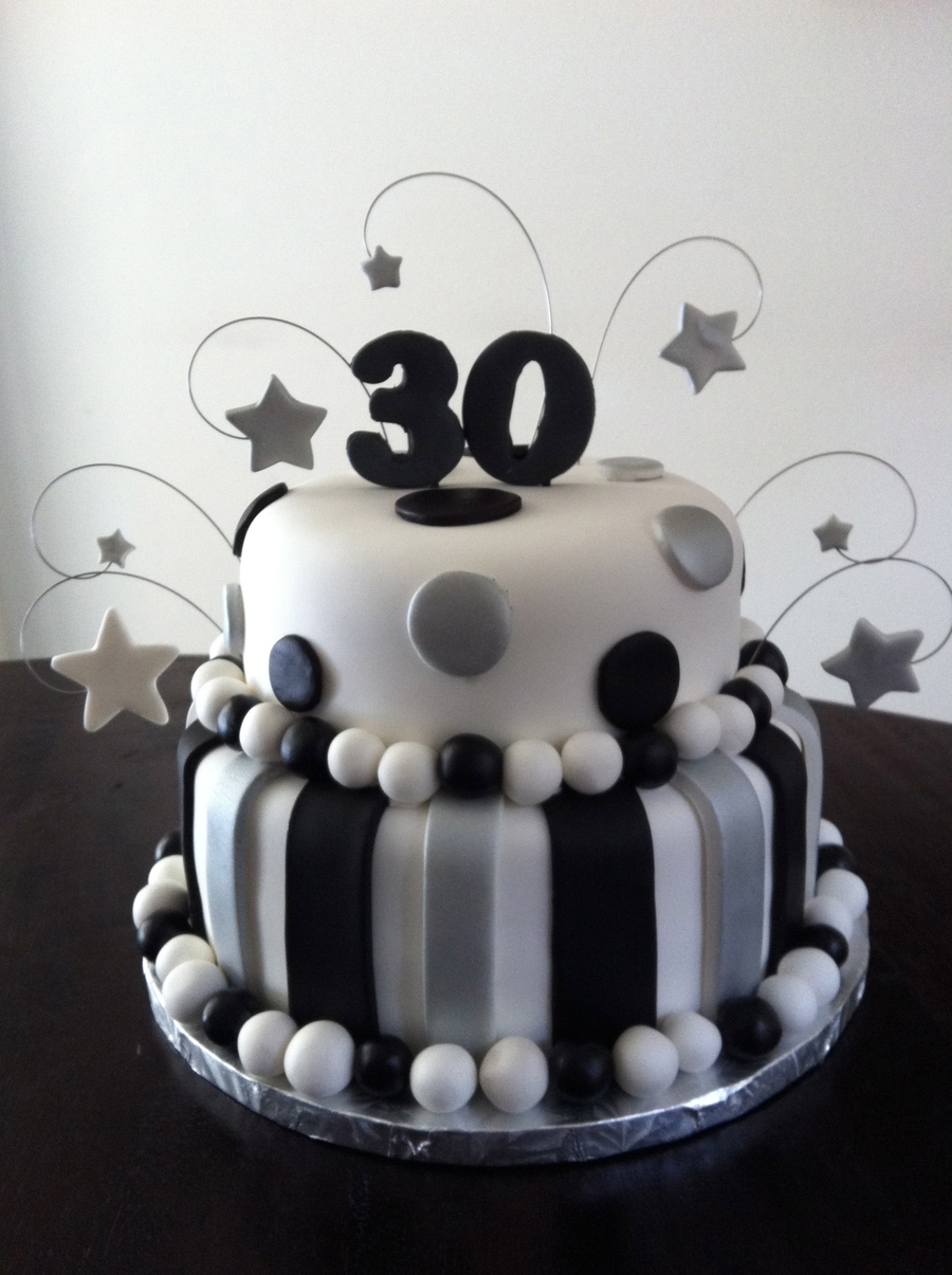 30Th Cake on Cake Central