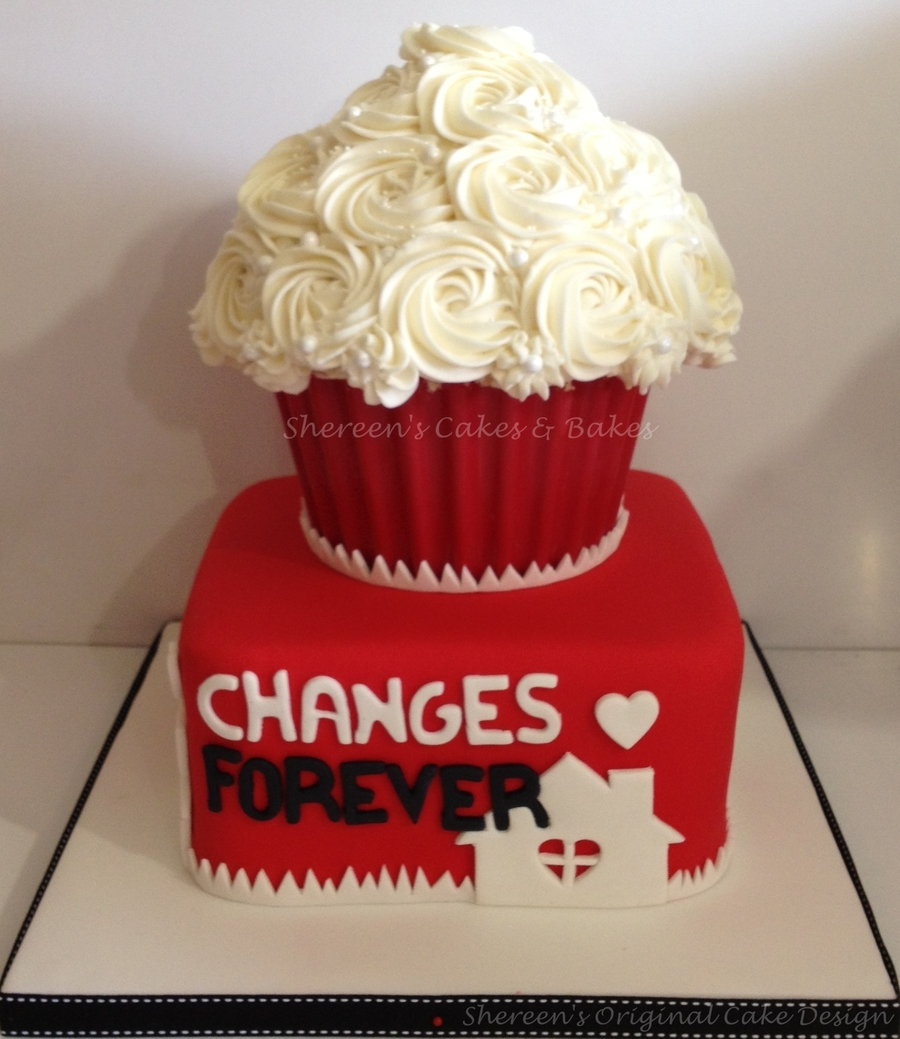 Changes Forever on Cake Central