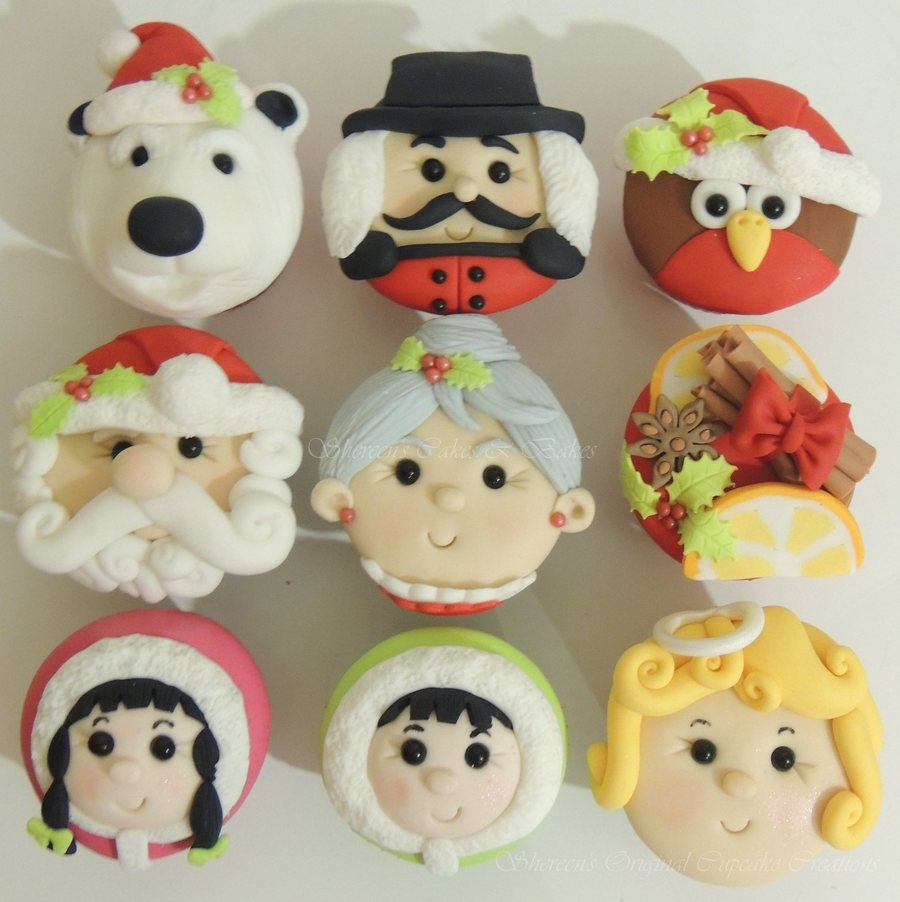 2012 Christmas Collection on Cake Central