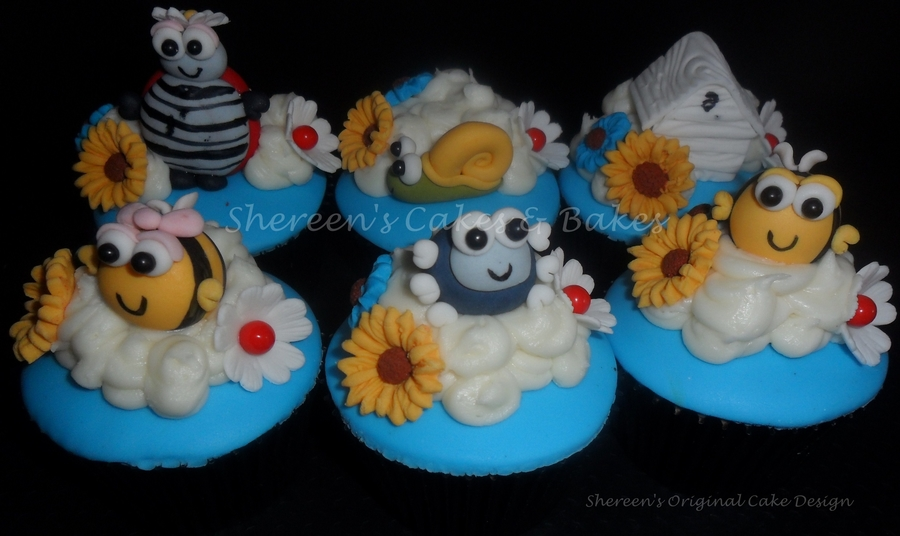 The Hive Cupcakes on Cake Central