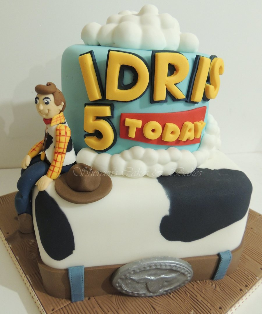 Woody  on Cake Central