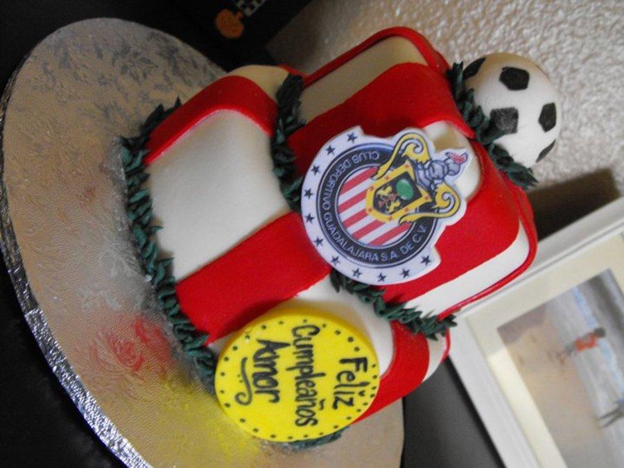 Chivas Soccer Cakecentral Com