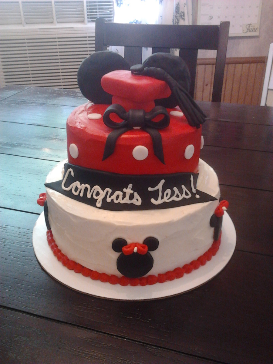 Pictures Of Mickey Mouse Cakes And Cupcakes