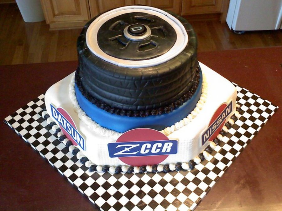 Car Club Celebration on Cake Central