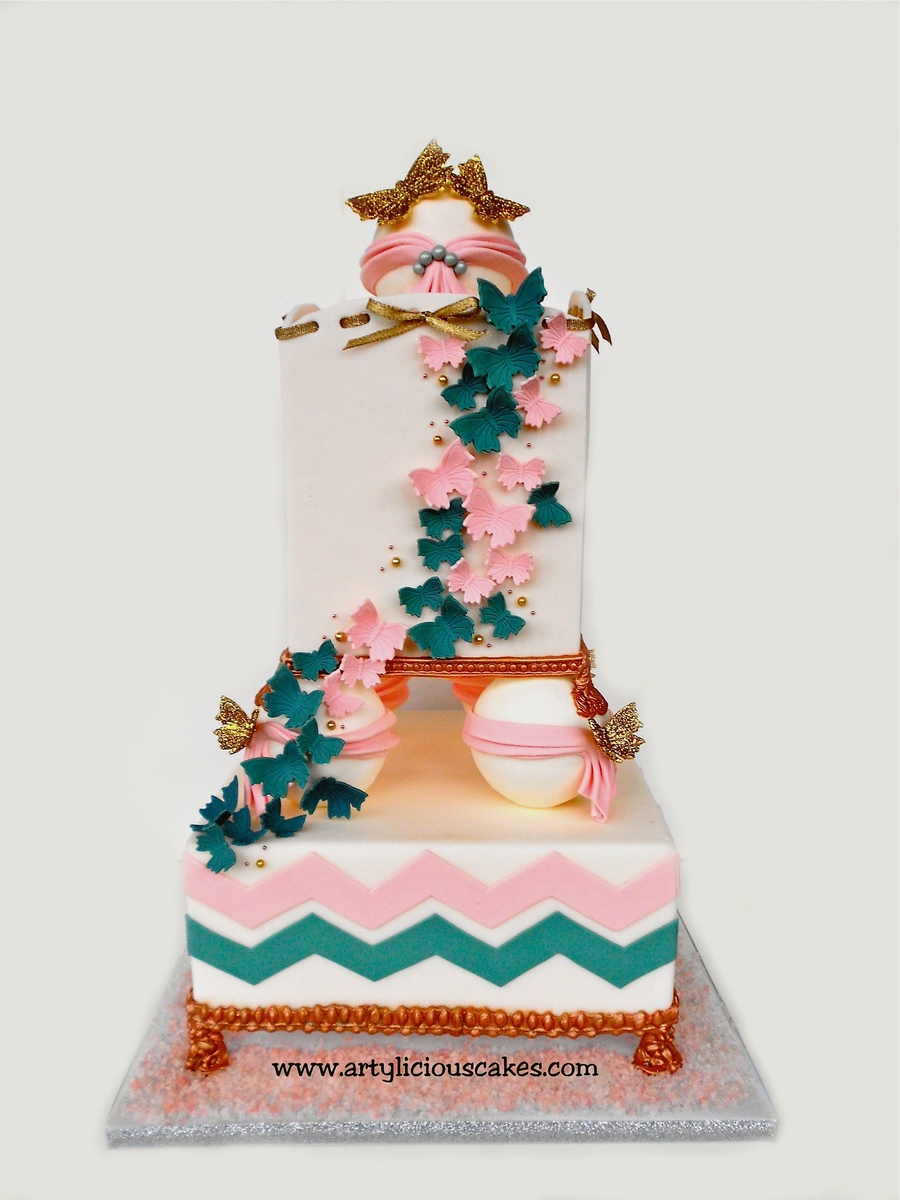 Butterfly Fantasy on Cake Central