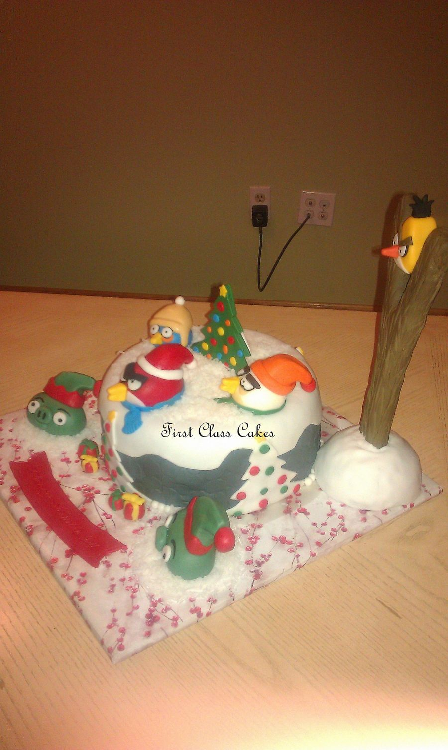 Most Explosive Birthday Cake