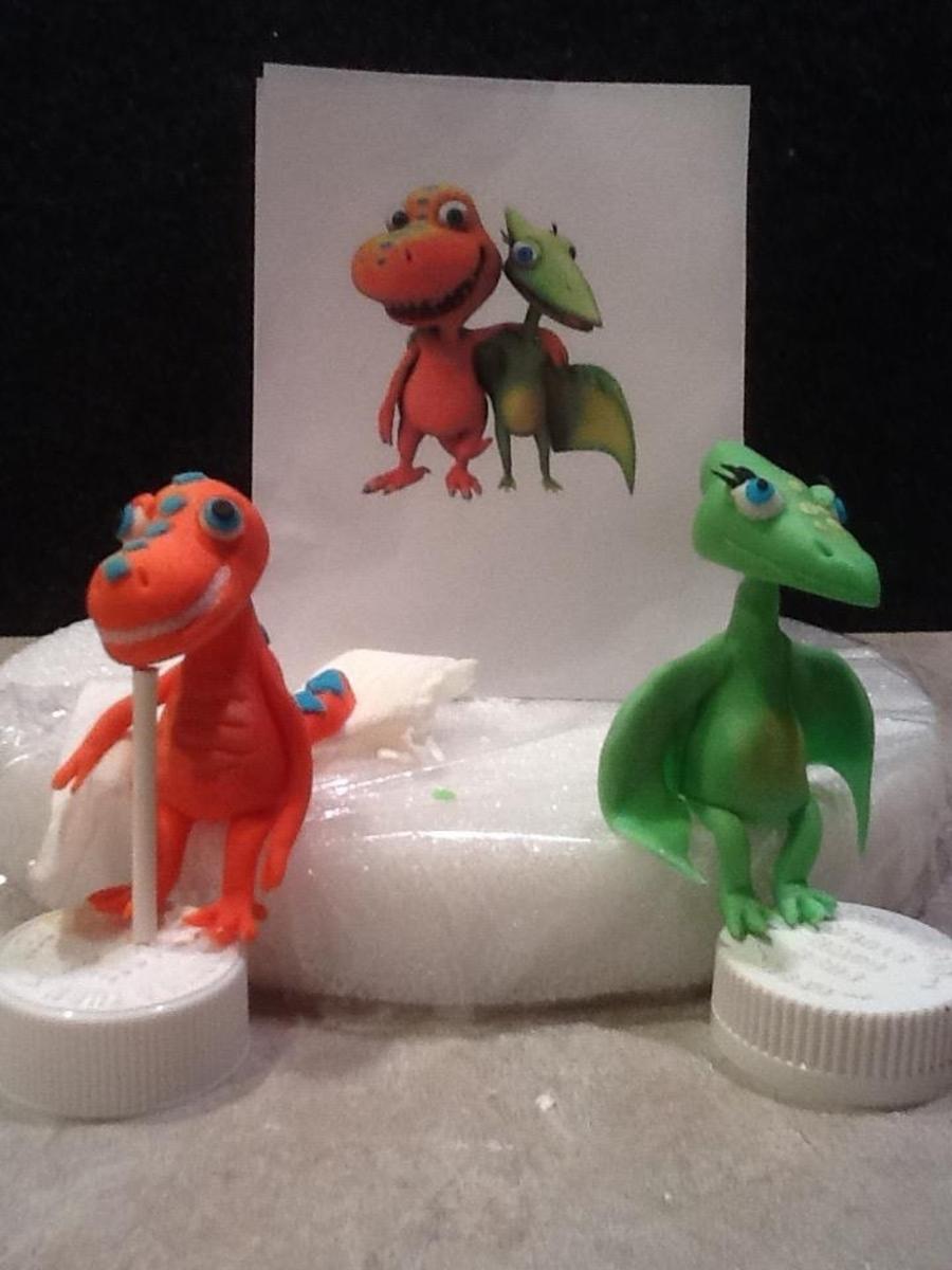 Dinosaur Train Cake Decorating Kit : Dinosaur Train - CakeCentral.com